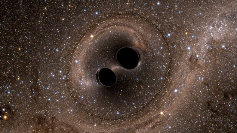 Astronomers find evidence of small black holes hiding in plain sight