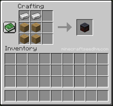 How To Craft A Table In Minecraft Pe Henri Le Chat Noir