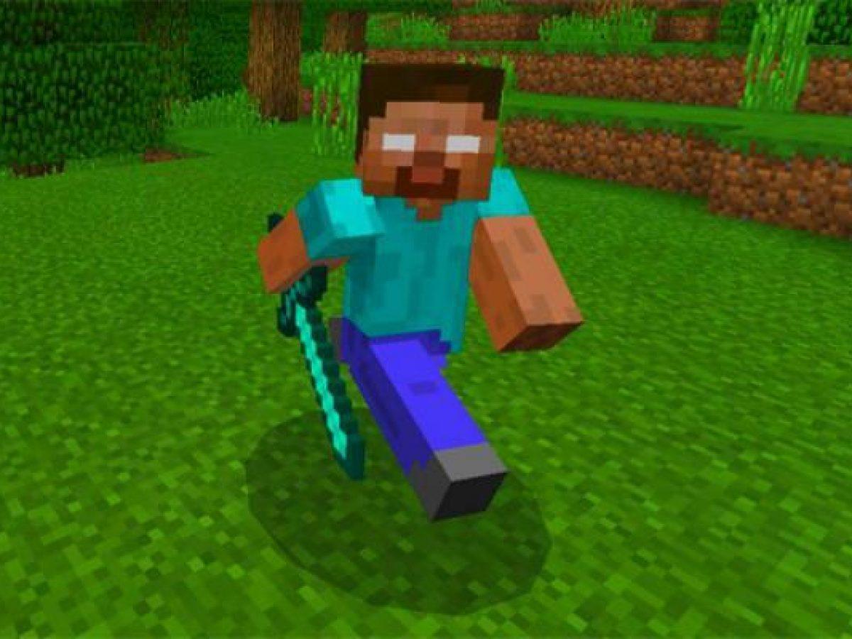 Minecraft Herobrine Skins - Short Guide On How To Use Them - Henri
