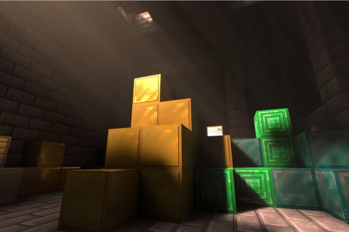 Rtx minecraft Minecraft's RTX