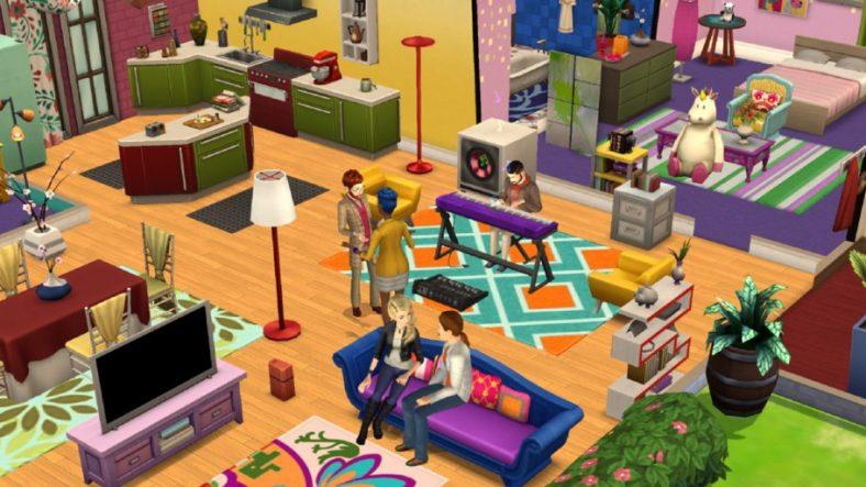life simulation games