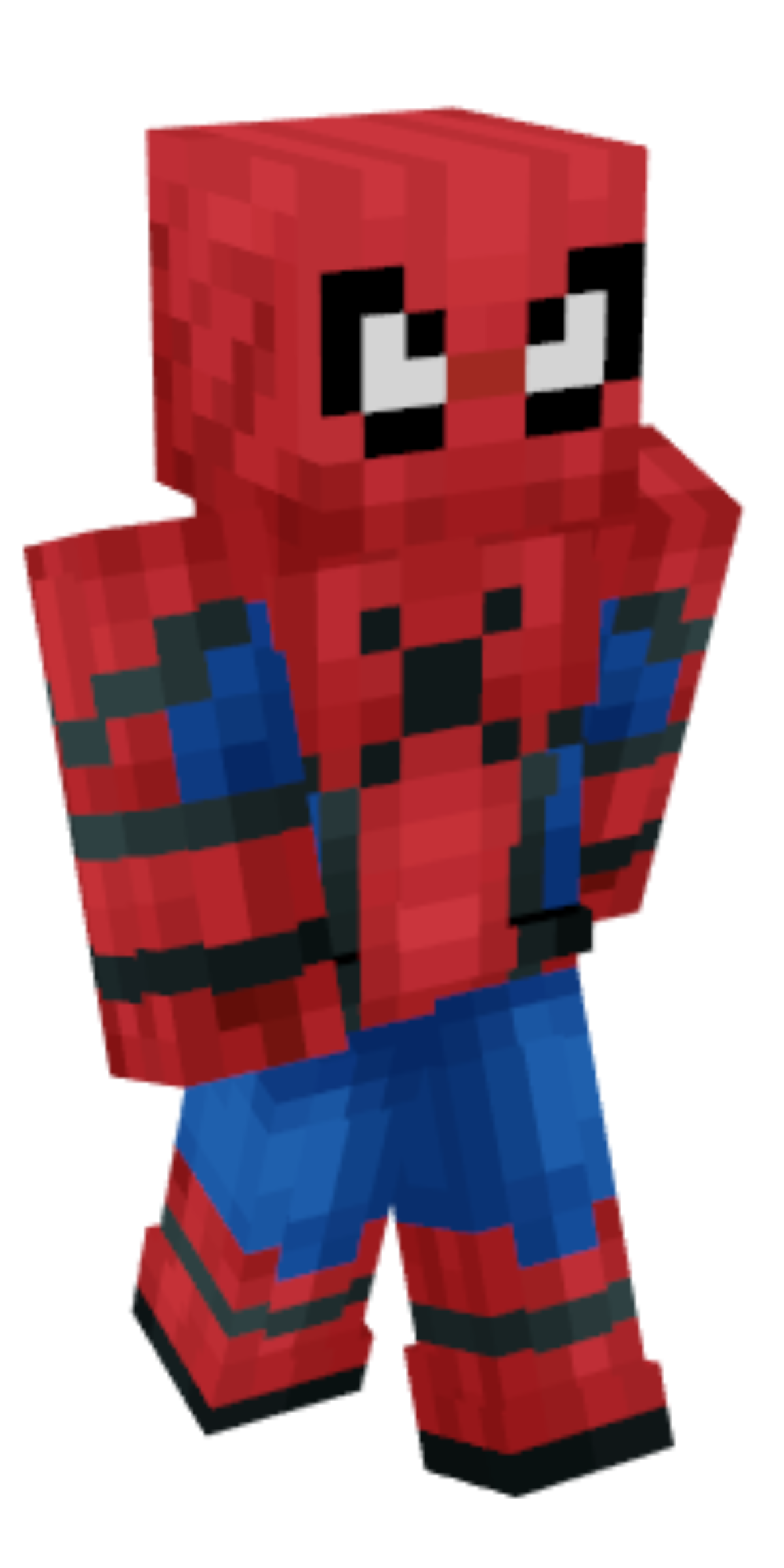 These Are the Best Spiderman Minecraft Skins and We Cannot Wait to